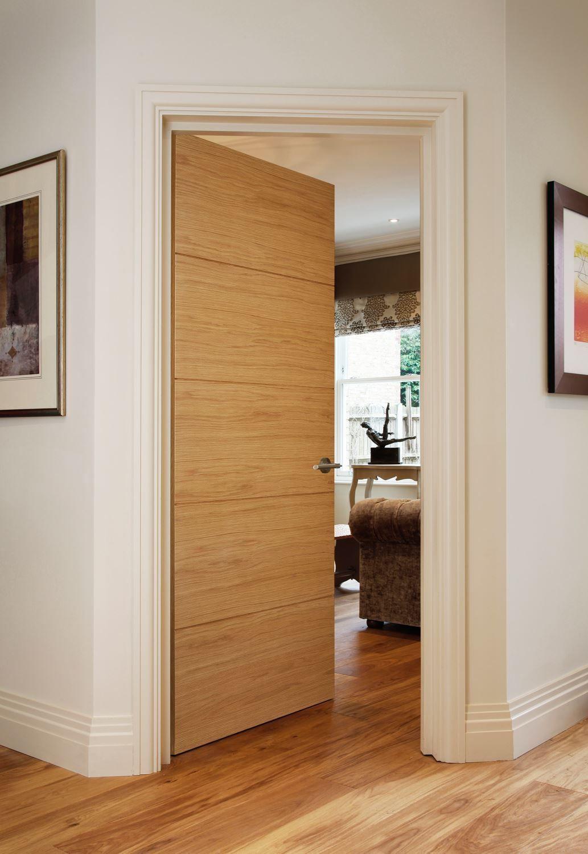 Orta G8500 Oak Bespoke - contemporary style door for modern homes & Orta G8500 Oak Bespoke - contemporary style door for modern homes ...