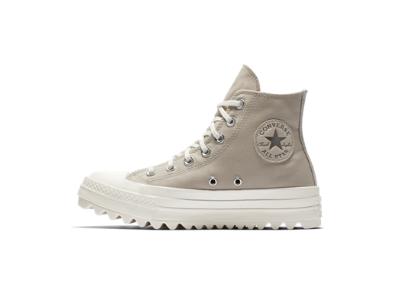 f4fc1c0df622 Converse Chuck Taylor All Star Lift Ripple Precious Metal High Top Women s  Shoe