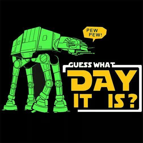 Happy Hump Day Starwars Humpday Happy Star Wars Day Nerd Humor Star Wars Humor