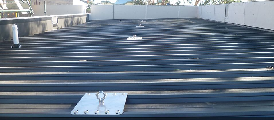 Specialists In Roof Safety Access Fall Arrest System Roof Access Ladder Roof