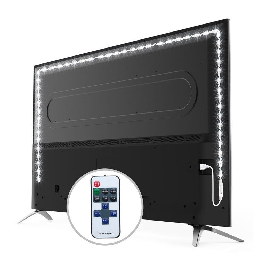 led tv hintergrundbeleuchtung dimmbar mit fernbedienung. Black Bedroom Furniture Sets. Home Design Ideas