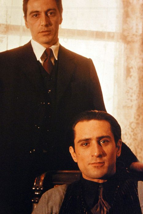 the evolution of don michael corlene in the godfather The sartorial evolution of the godfather's protagonist michael corleone  in the  first part of the trilogy, we don't see al pacino's michael corleone grow from boy.