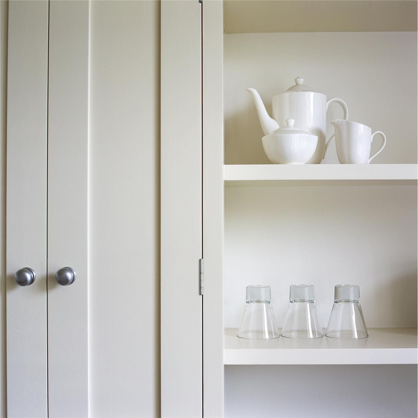 cabinet paint color: clunch from farrow & ball | the kitchen ...