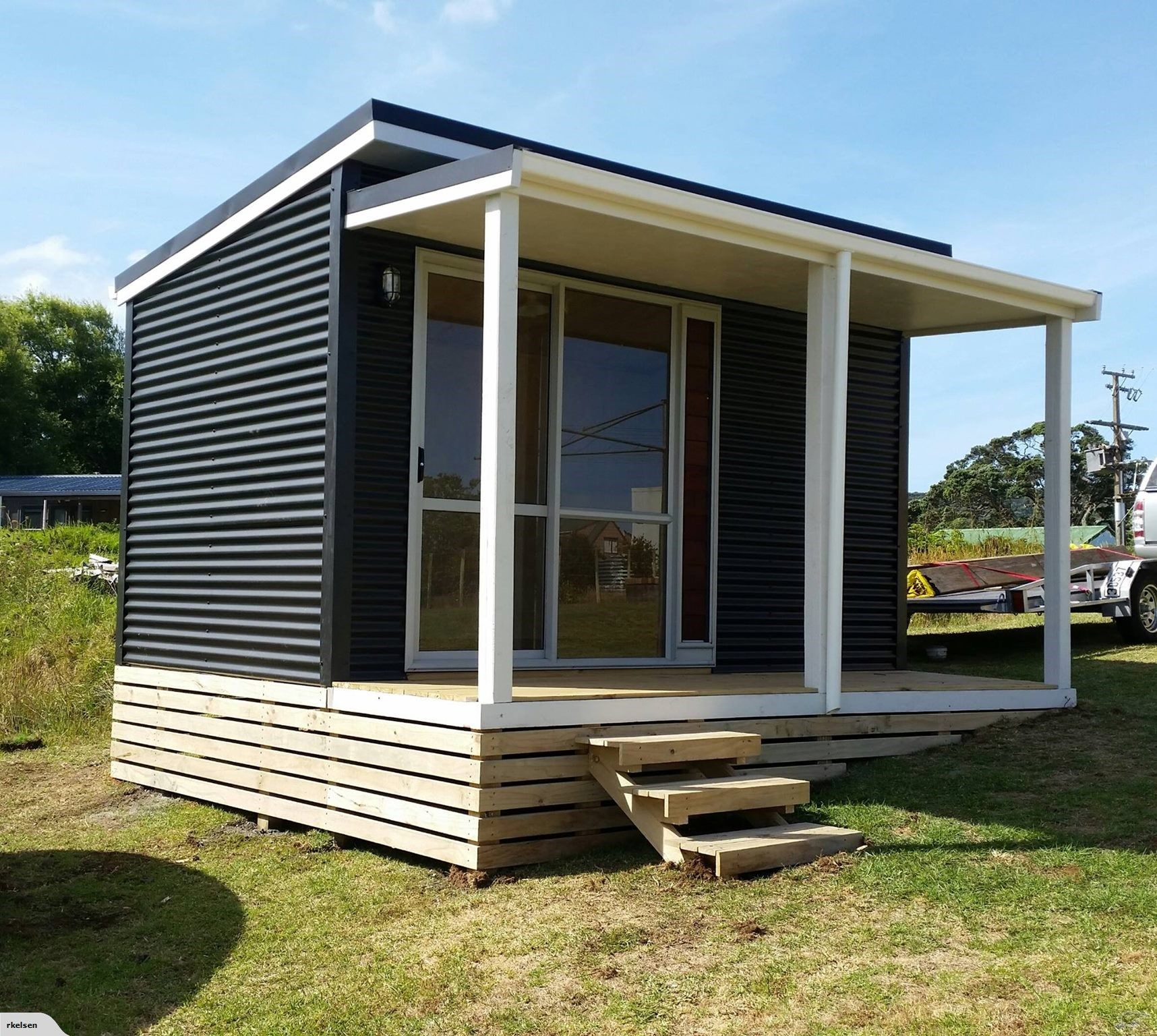 Sleepout Cabin Free Delivery Backyard Office Shed Homes Portable Buildings