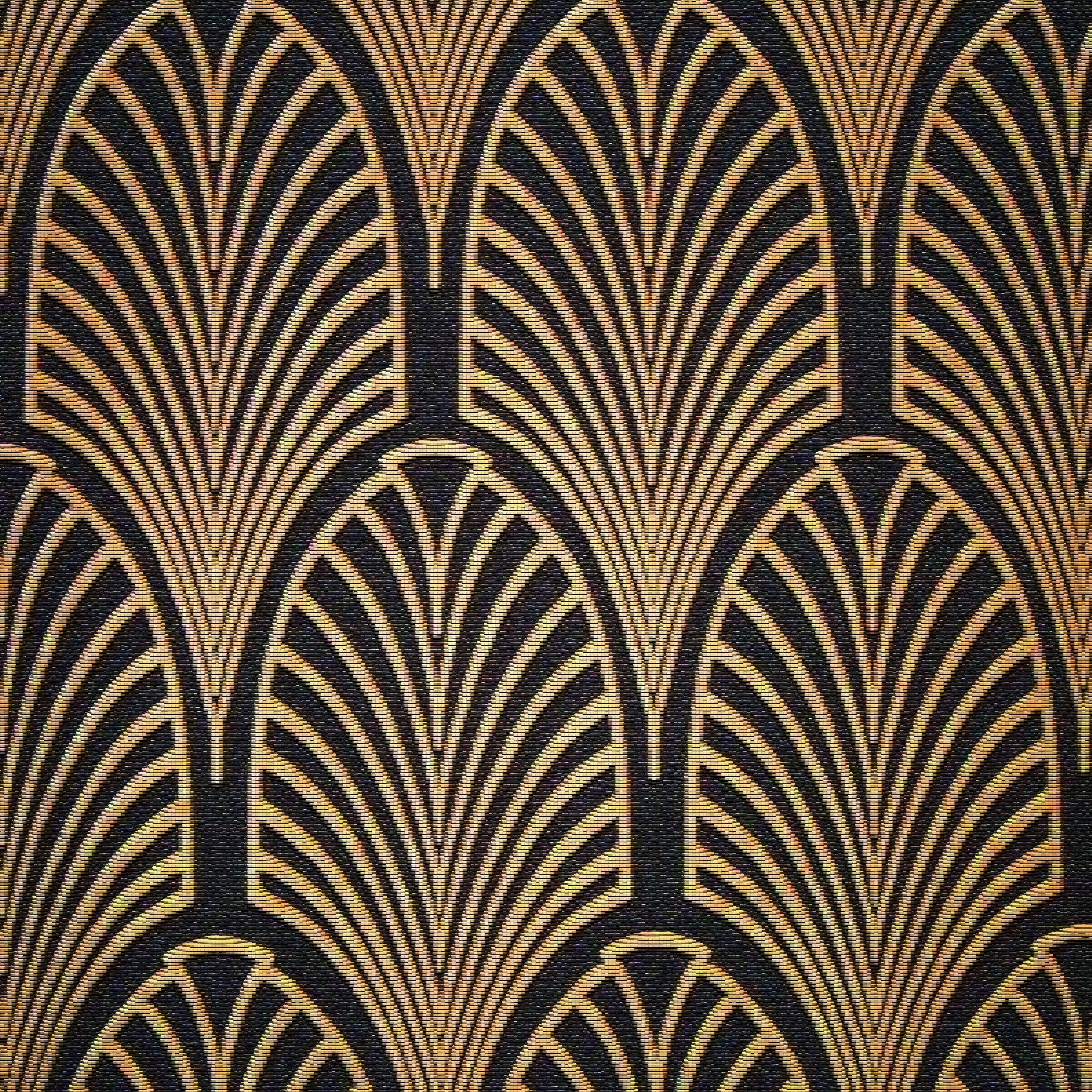 Art Deco Fabric Manipulation Art Deco Fabric Art Deco Pattern Art Deco Wallpaper
