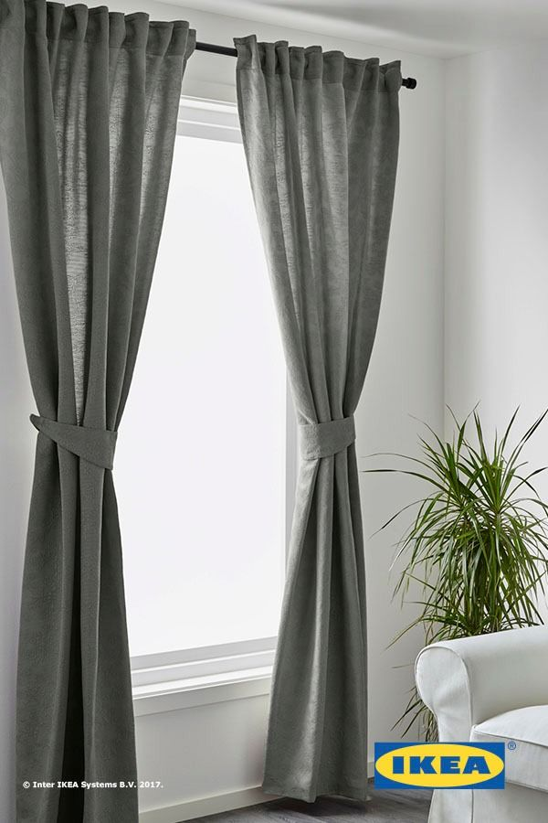 Ikea Us Furniture And Home Furnishings Lenda Curtains Ikea Curtains Curtains With Blinds