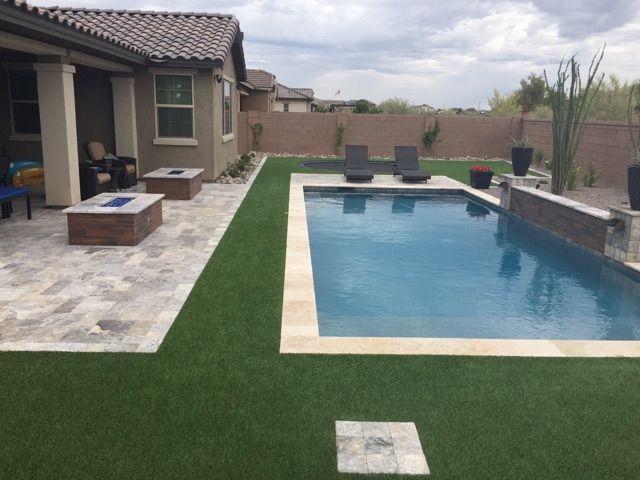 Landscape Design Backyard Landscape Designs Best Deal Landscaping Az San Tan Valley Az Pool Landscaping Arizona Backyard Backyard Landscaping