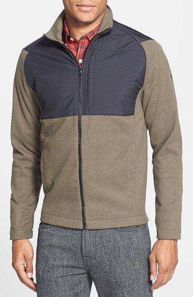Victorinox Swiss Army® 'Thermolite®' Tailored Fit Insulated Fleece ...