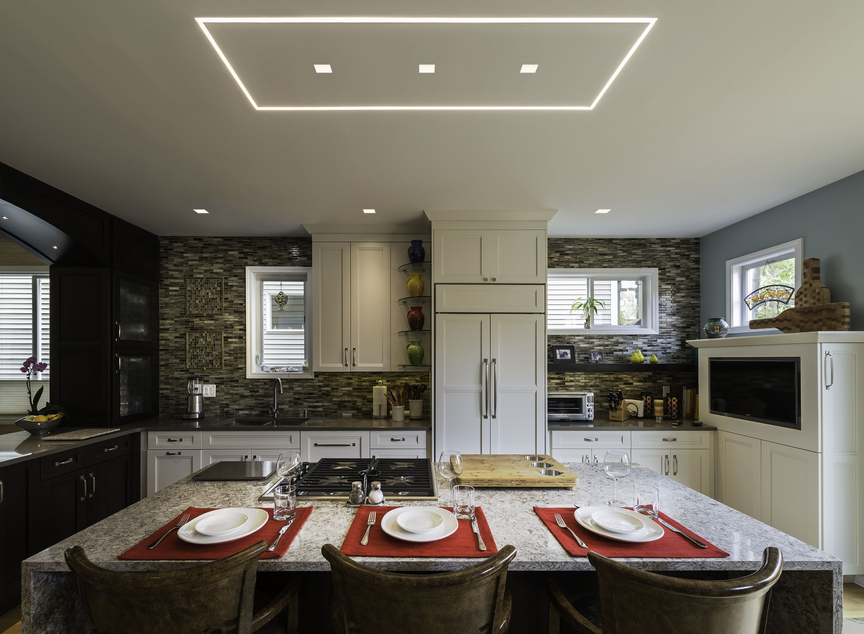 Kitchen Lighting Solutions Image Of Led Recessed Lighting Kitchen