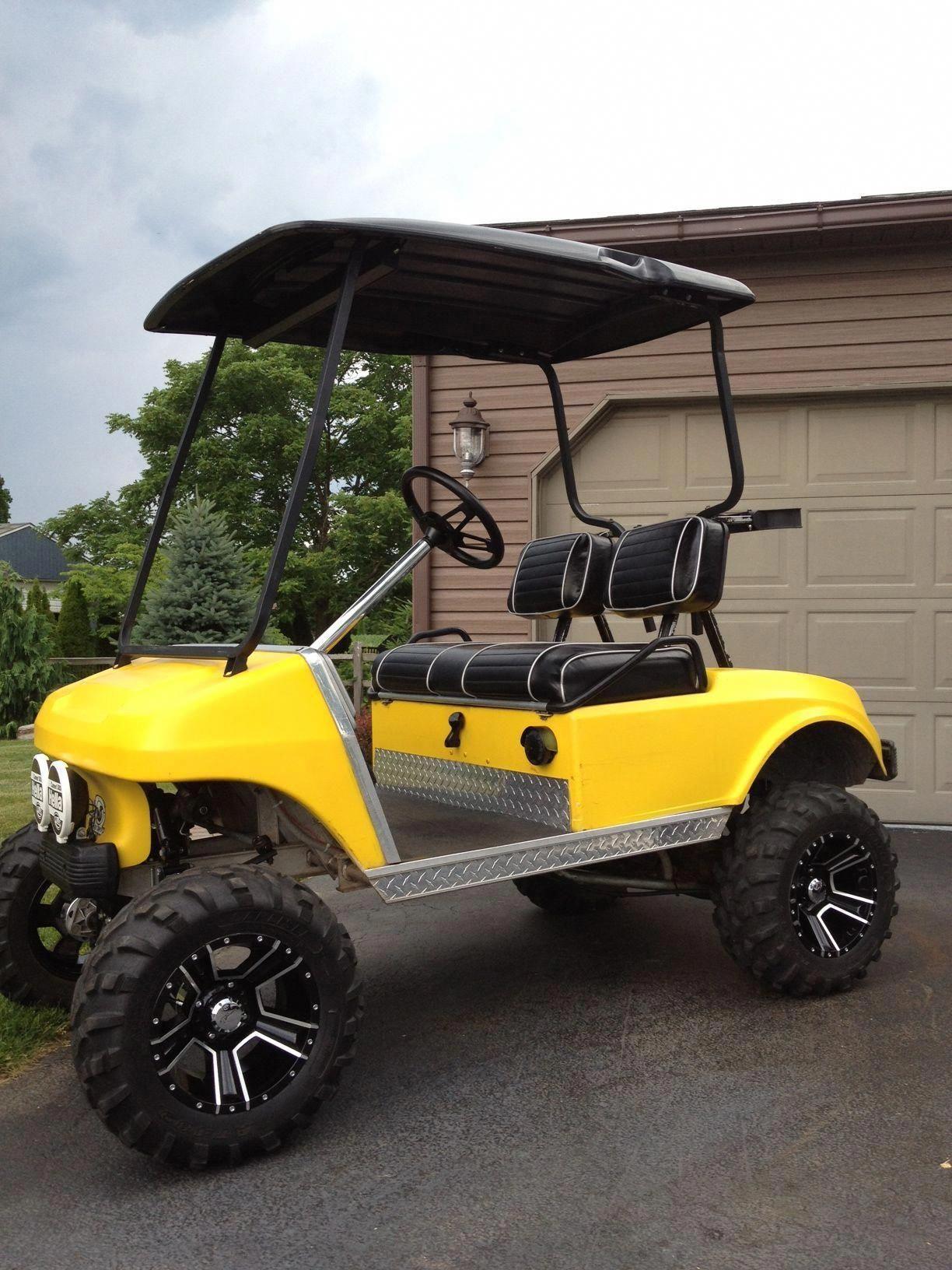 Club Car Golf Cart Accessories Golf Cart Turn Signal Kit Golf6
