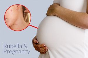 infections during pregnancy Rubella If you catch rubella (or German