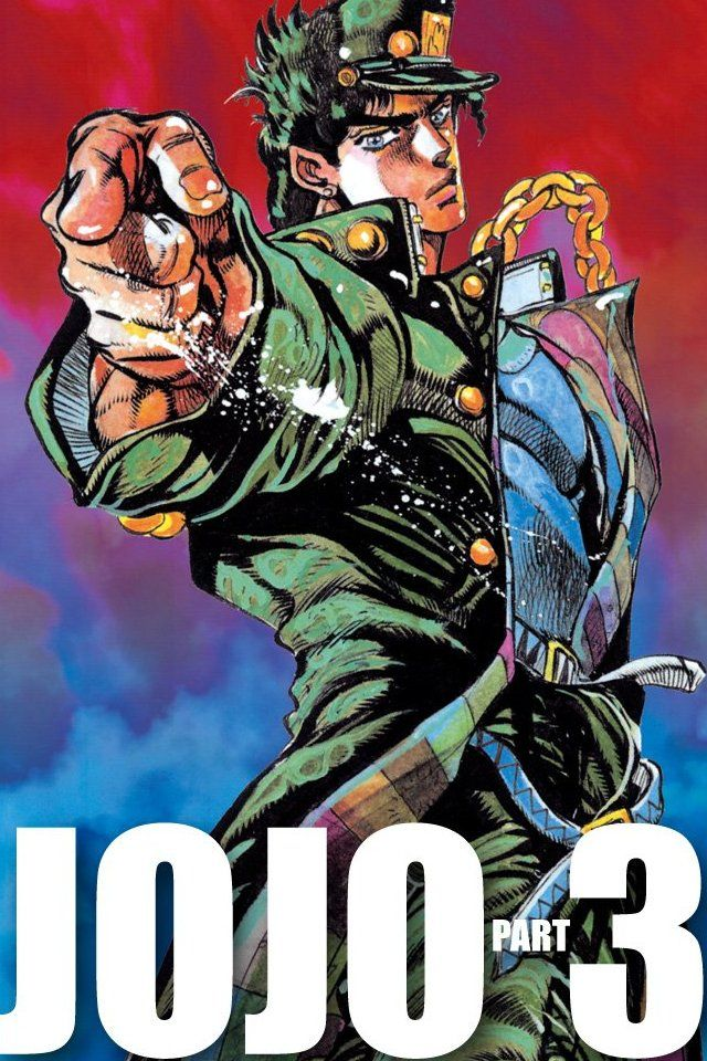 Pin by 💓💓➖Kami]] on JoJo | Jojo bizzare adventure, Jotaro kujo, Cover art