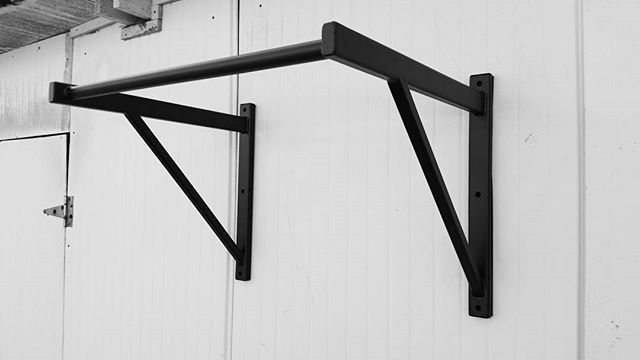 Pull Up Bar Diy Welded Steel Crossfit Garage Home Box Home