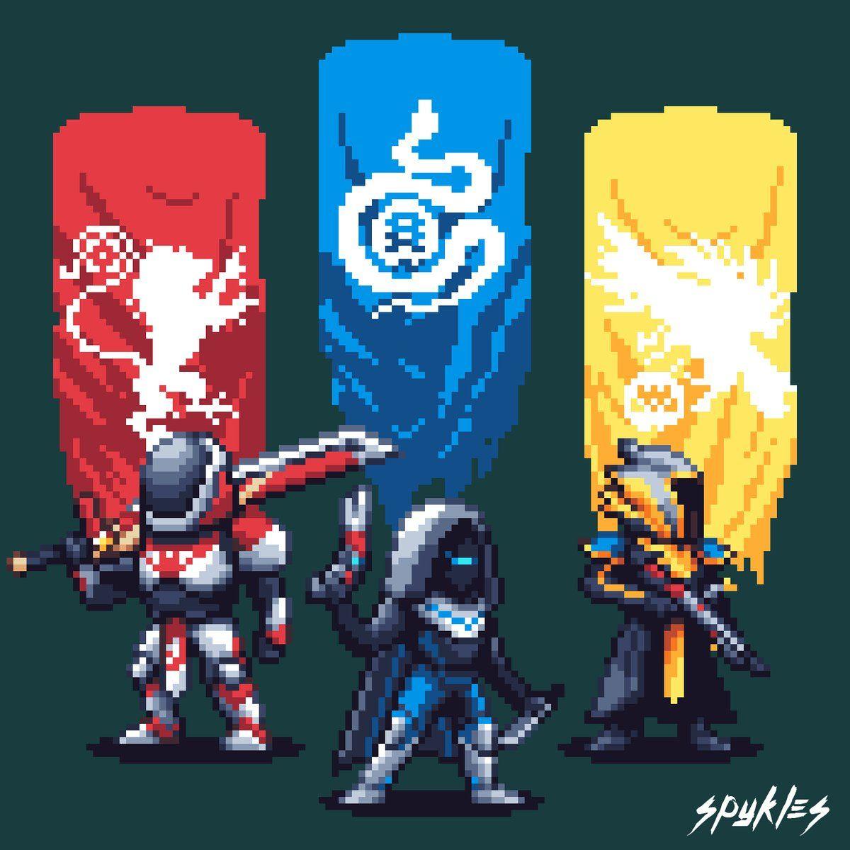 Destiny 2!!!!! | Cool characters :) | Destiny, Destiny ...