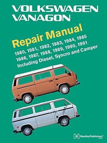 volkswagen vanagon repair manual 1980 1981 1982 1983 1984 1985 rh pinterest co uk 2000 VW Rabbit Pick Up VW Kombi