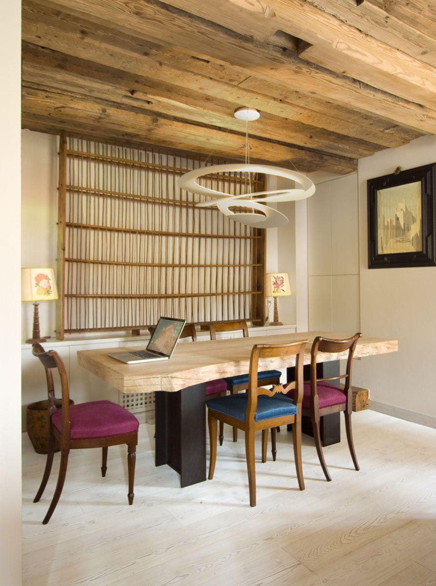 fabrizia scassellati sforzolini architetto / abitazione privata cortina d'ampezzo