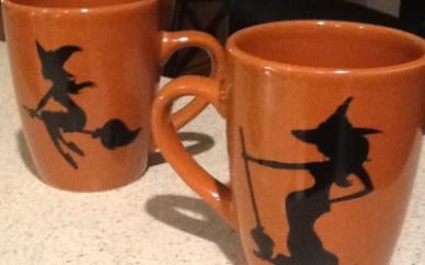 halloween vinyl decals for mugs #halloween #halloweendecoration #halloweencostume
