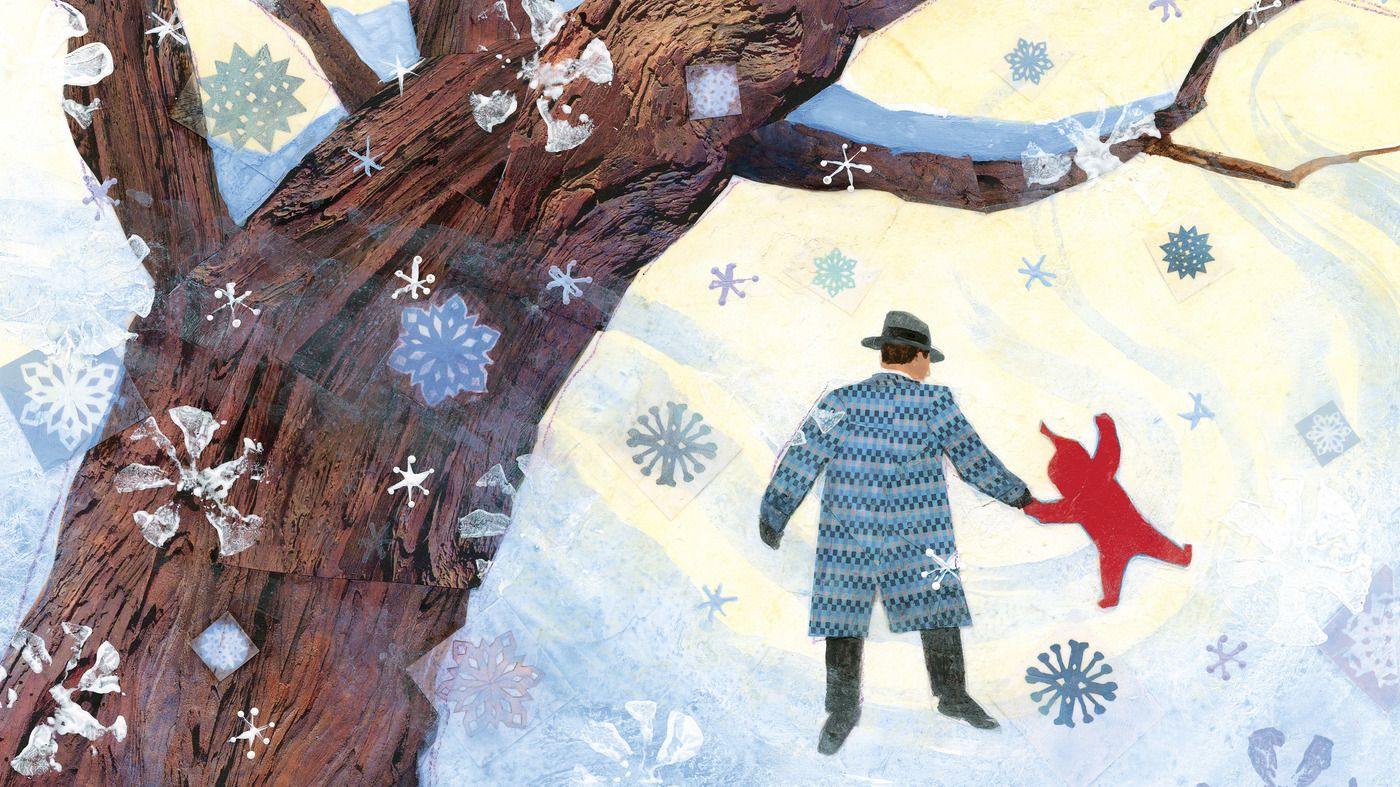 A Poem For Peter Recalls One Unforgettable Snowy Day