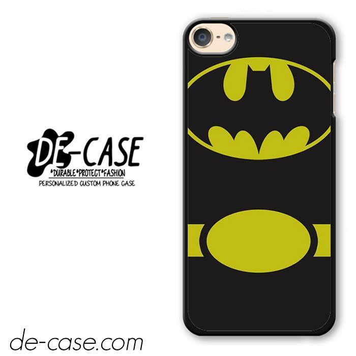 Batman Costume DEAL-1452 Apple Phonecase Cover For Ipod Touch 6