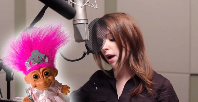 Anna Kendrick To Voice Princess Poppy In DreamWorks Musical