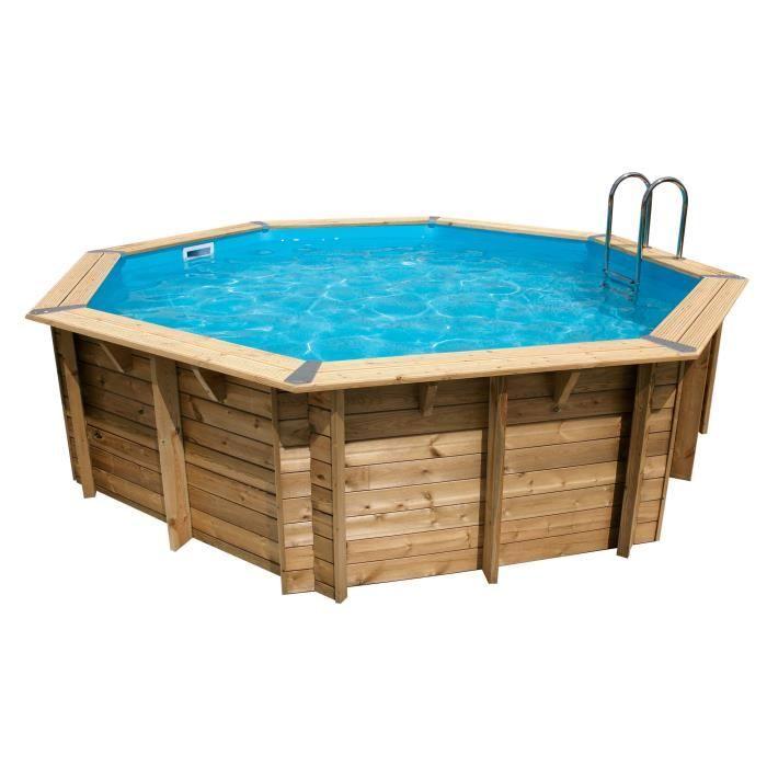piscine carrefour ubbink piscine en bois ocea prix 1 899. Black Bedroom Furniture Sets. Home Design Ideas