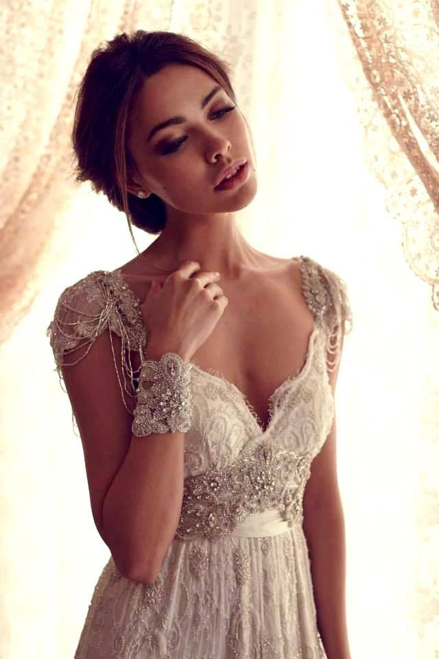 Wedding Dresses  Anna Campbell Gossamer Collection  cefde8b8fa88