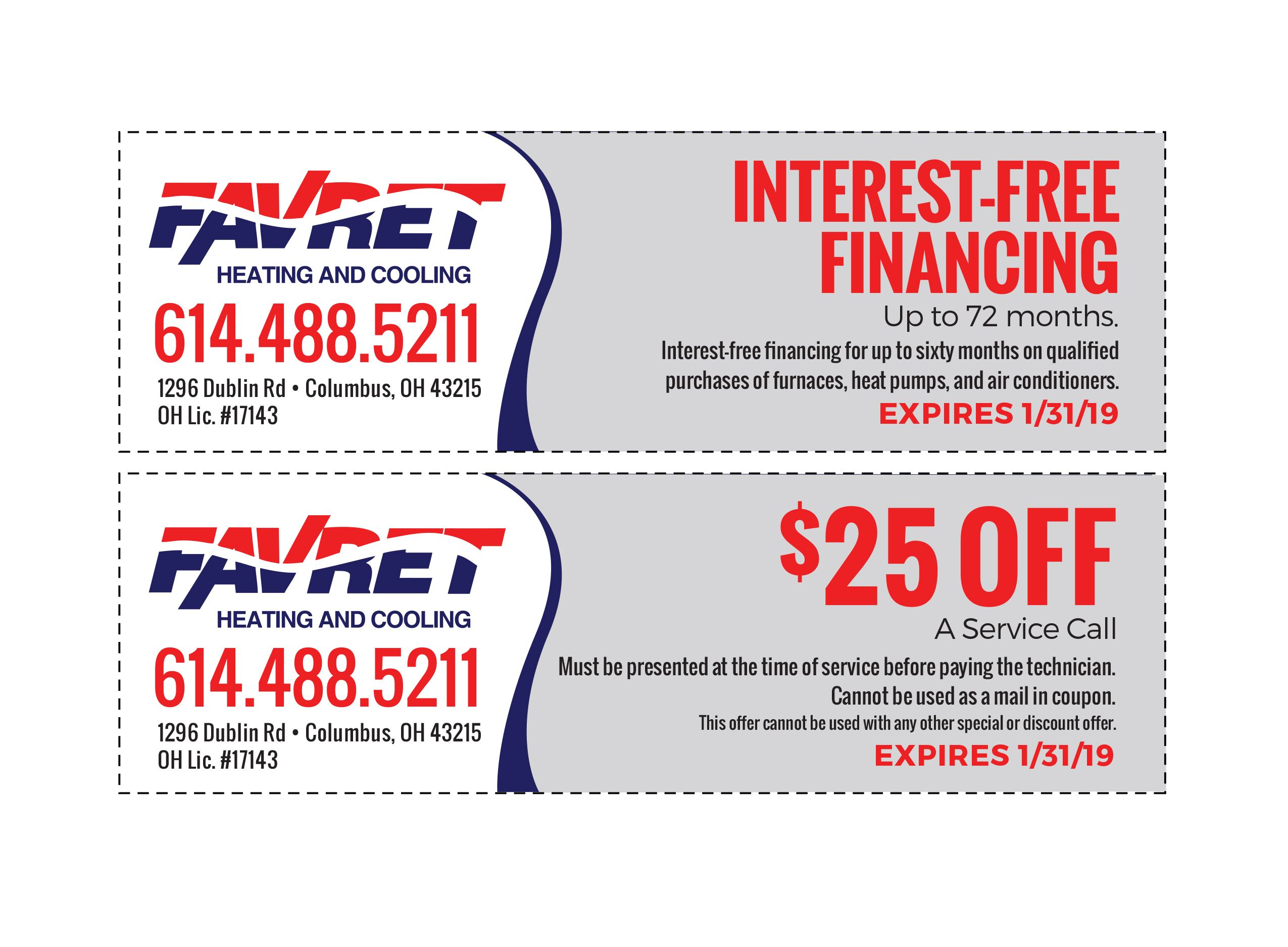 Favret Heating and Cooling Since 1924 we have grown to