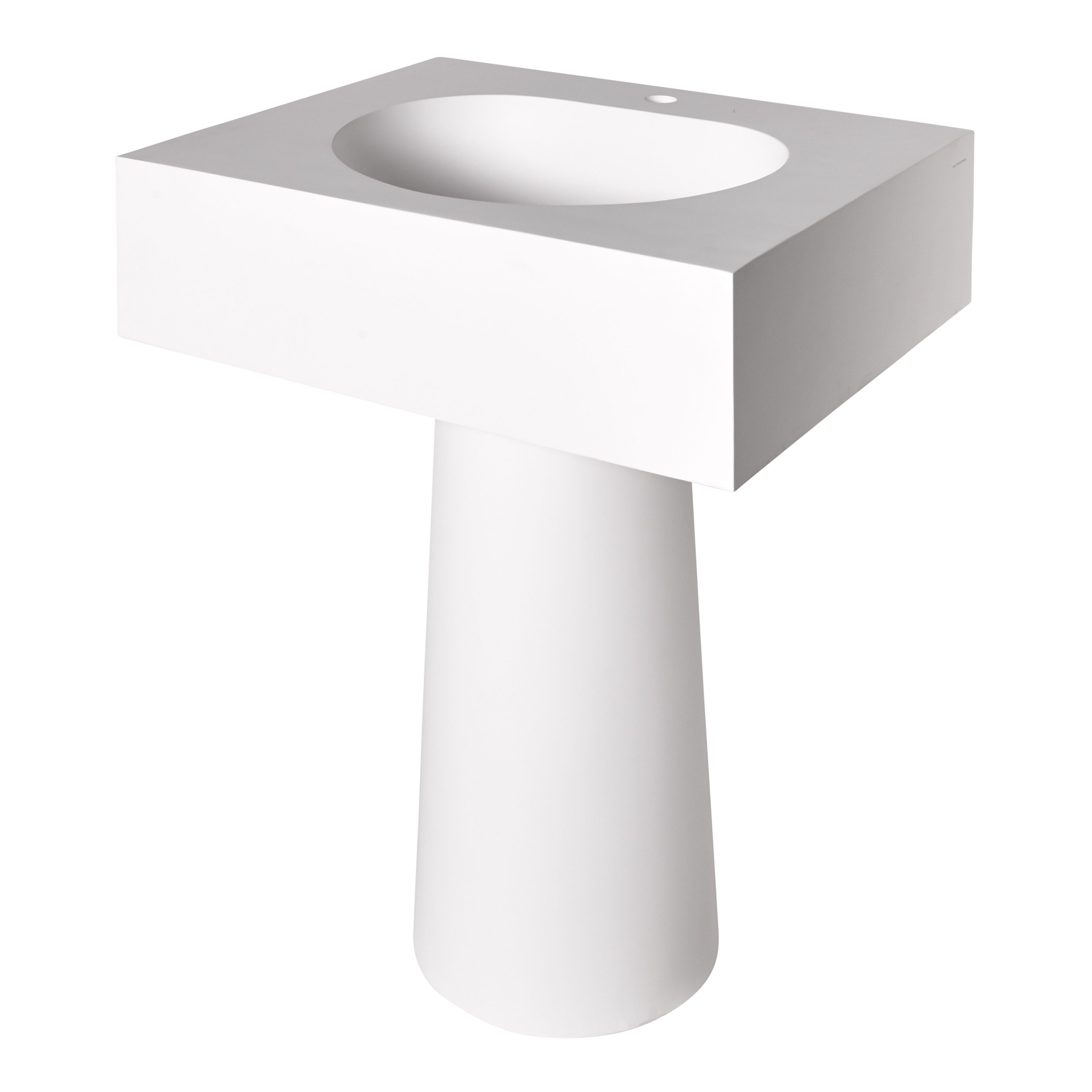 easy vitreous stain features that is resistant germ elegant pin an this china pedestal construction to and wall mount clean sink