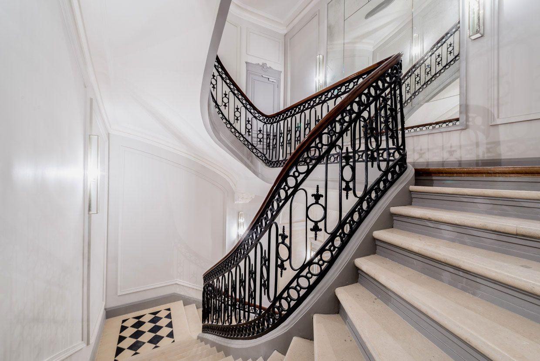 grand escalier lpa architectes escalier stairs pierre stones interieur architecture. Black Bedroom Furniture Sets. Home Design Ideas