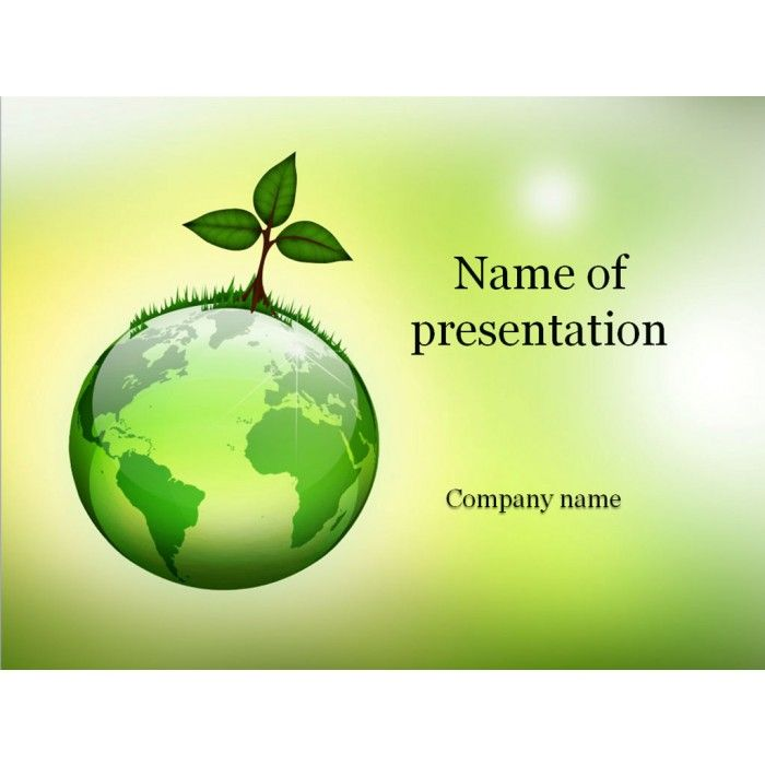 Eco world powerpoint template project to try pinterest template eco world powerpoint template toneelgroepblik Image collections