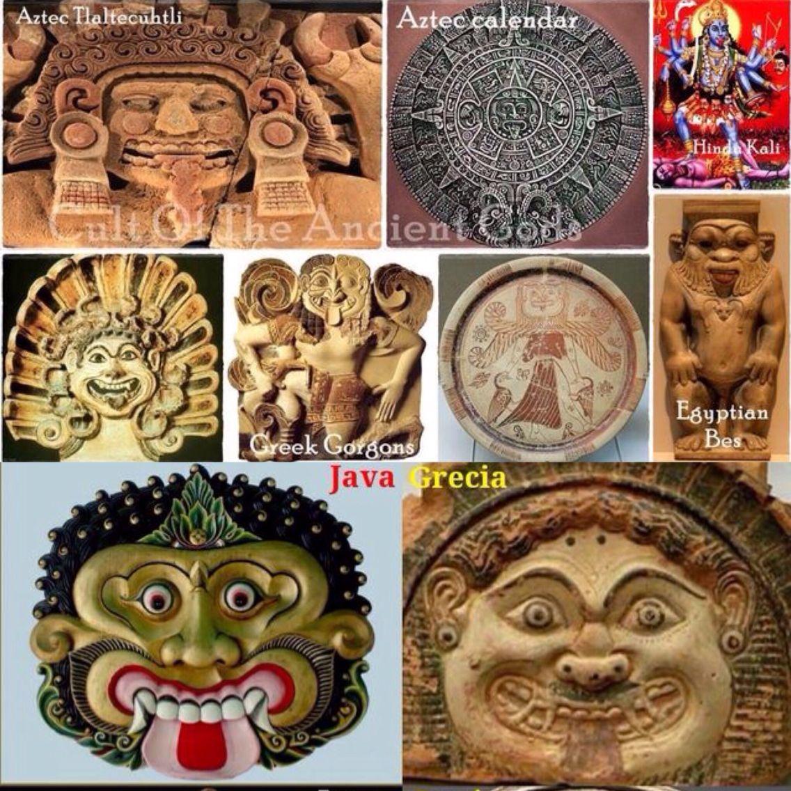Similarities Between Ancient Civilizations Similarities