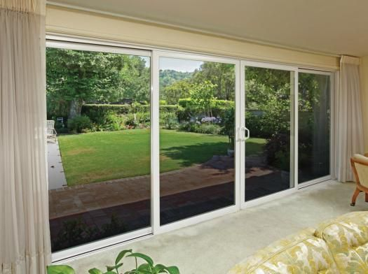 Charming Tuscany® Series Sliding Patio Doors | Milgard   Height NOT Accurate