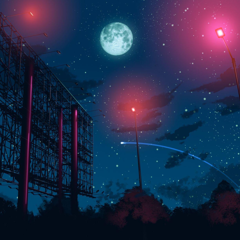 Starry☆Sky~/1405143 Zerochan Starry sky, Sky anime, Sky