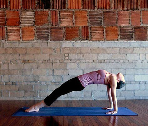 stretch and strengthen wrists with 3 common yoga poses