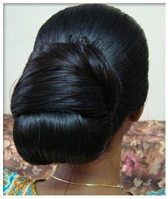 What A Beautiful Large Low Bun Care However Should Be Taken Before