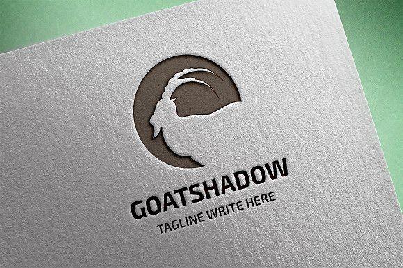 Goat Shadow Logo (mit Bildern)