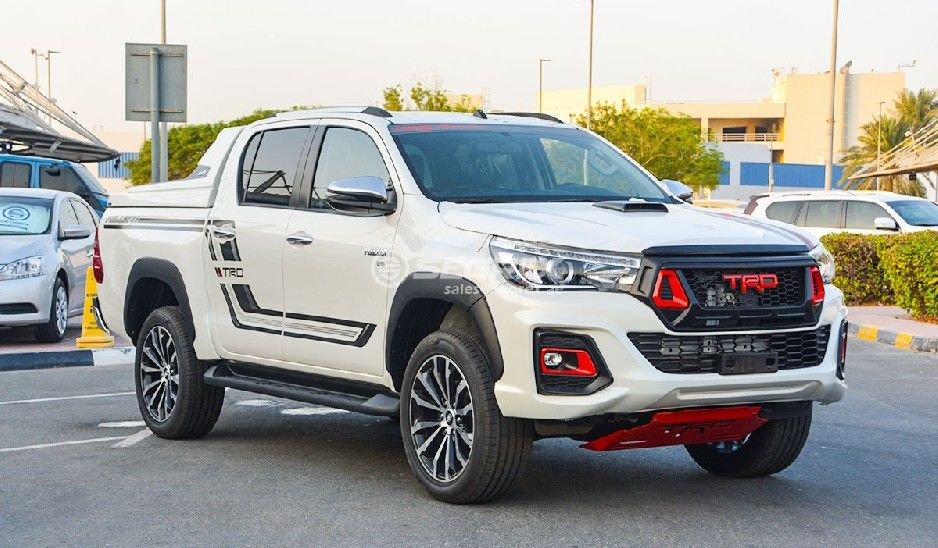 Toyota Hilux Price In Nigeria Invincible By Name Invincible By Nature And The World Toughest Icon Since 1968 The Toyota Hilux Toyota Hilux Toyota V6 Toyota