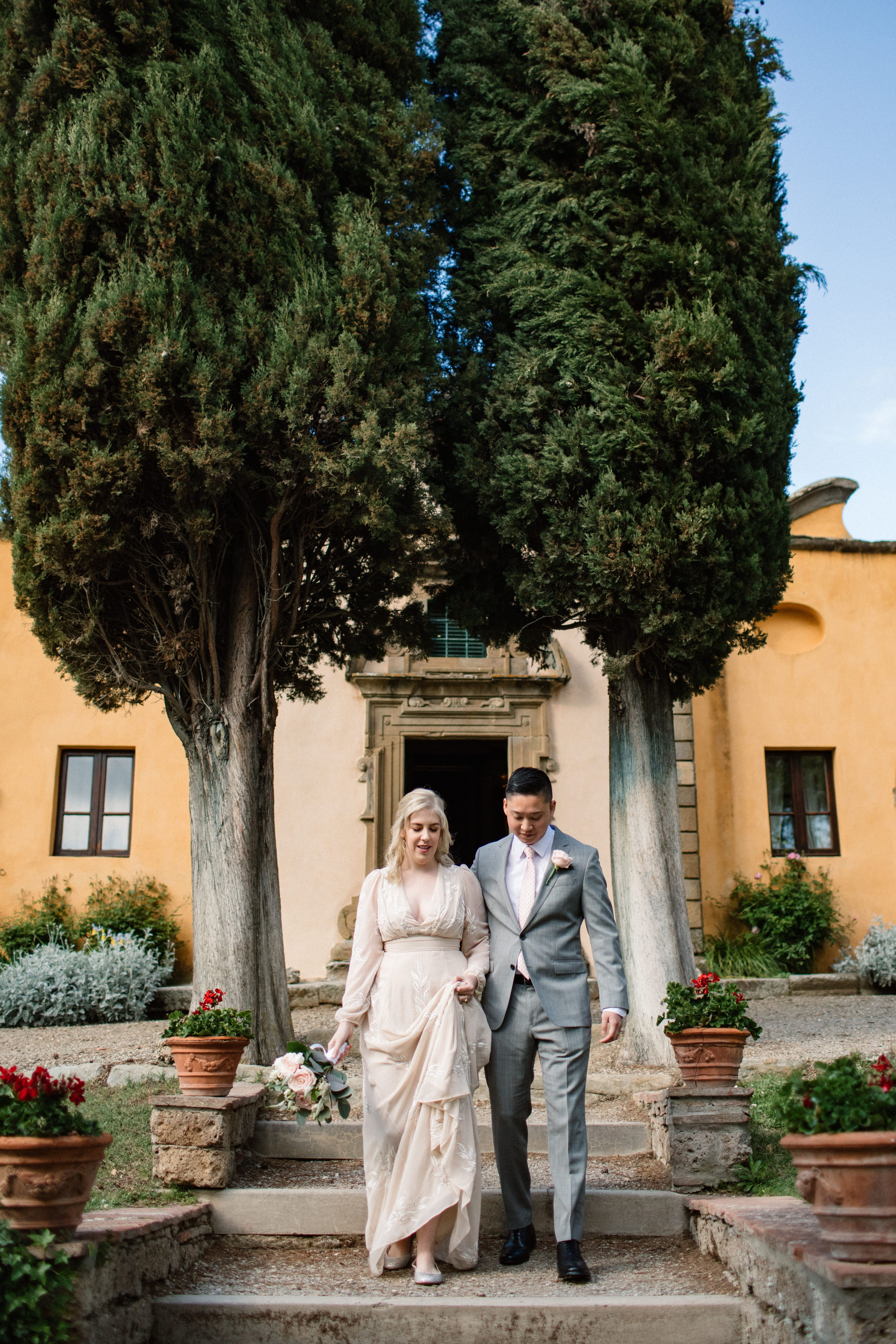 Wedding In Italy Packages For Intimate Destination Weddings In Italy With Images Italy Wedding Romantic Italy All Inclusive Wedding Packages