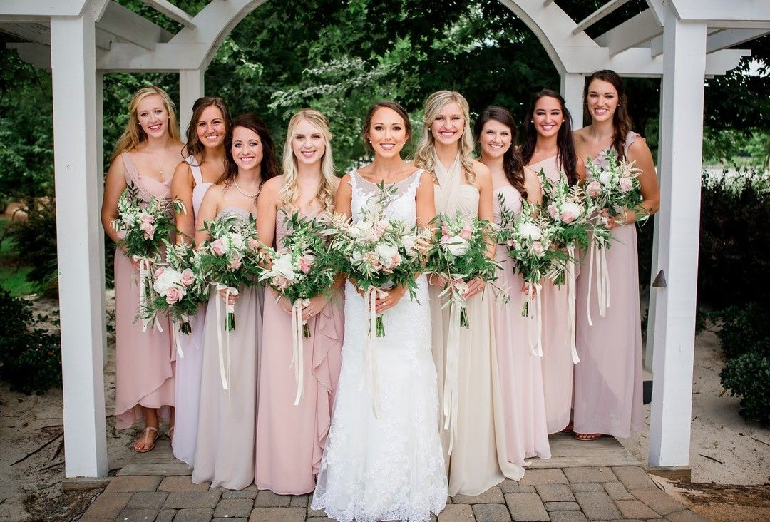 Rent your wedding dress  Which bridesmaid dress should you rent Let your girls decide Give