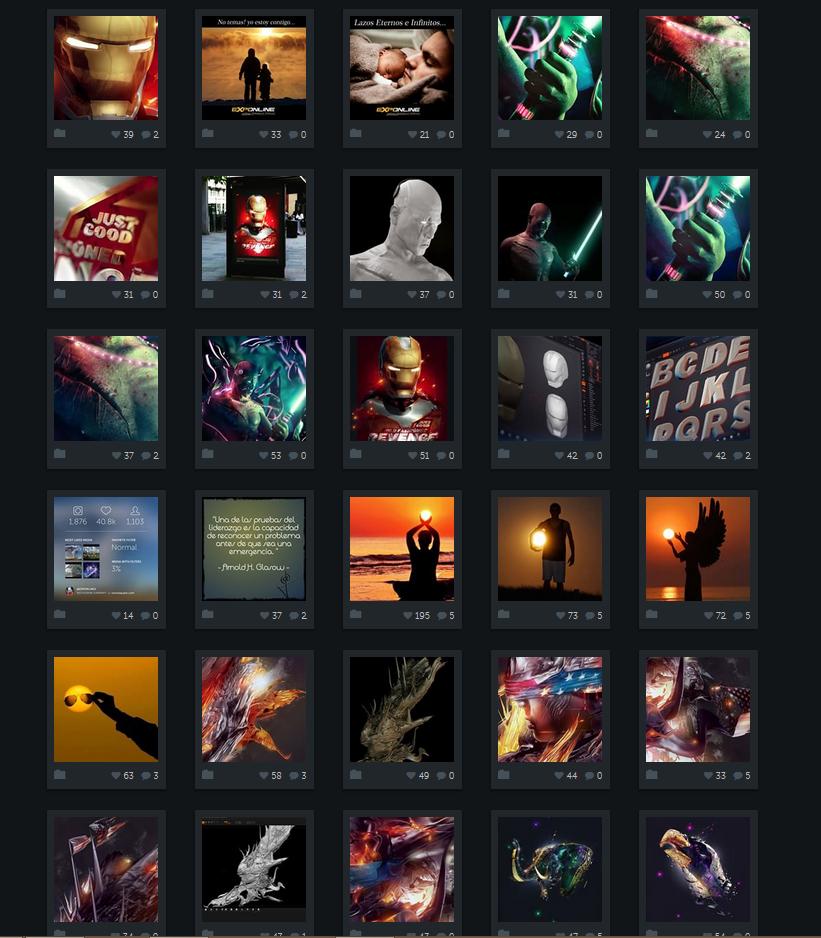 45.000 likes recibidos desde nuestra apertura cuenta oficial http://instagram.com/exponline1  #art #design #animation