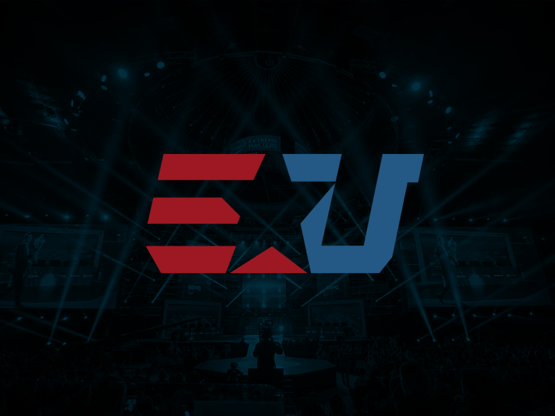 Eunited Esports Logo Gaming Wallpapers Hd Gaming Wallpapers Esports