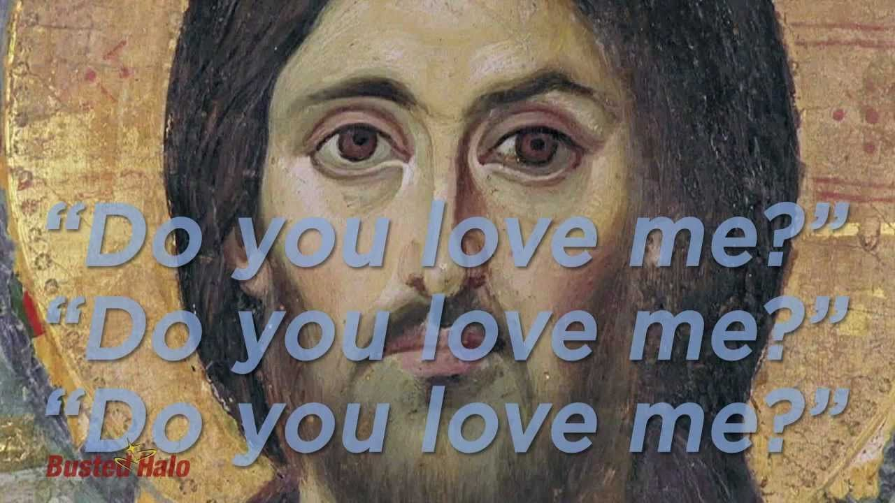 """Why Does Jesus Ask Peter 3 Times, """"Do You Love Me?"""" (With"""