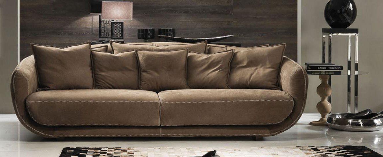 Soft Leather Sofas For A Maximum Comfy And Stylish Living E Interior Design Room