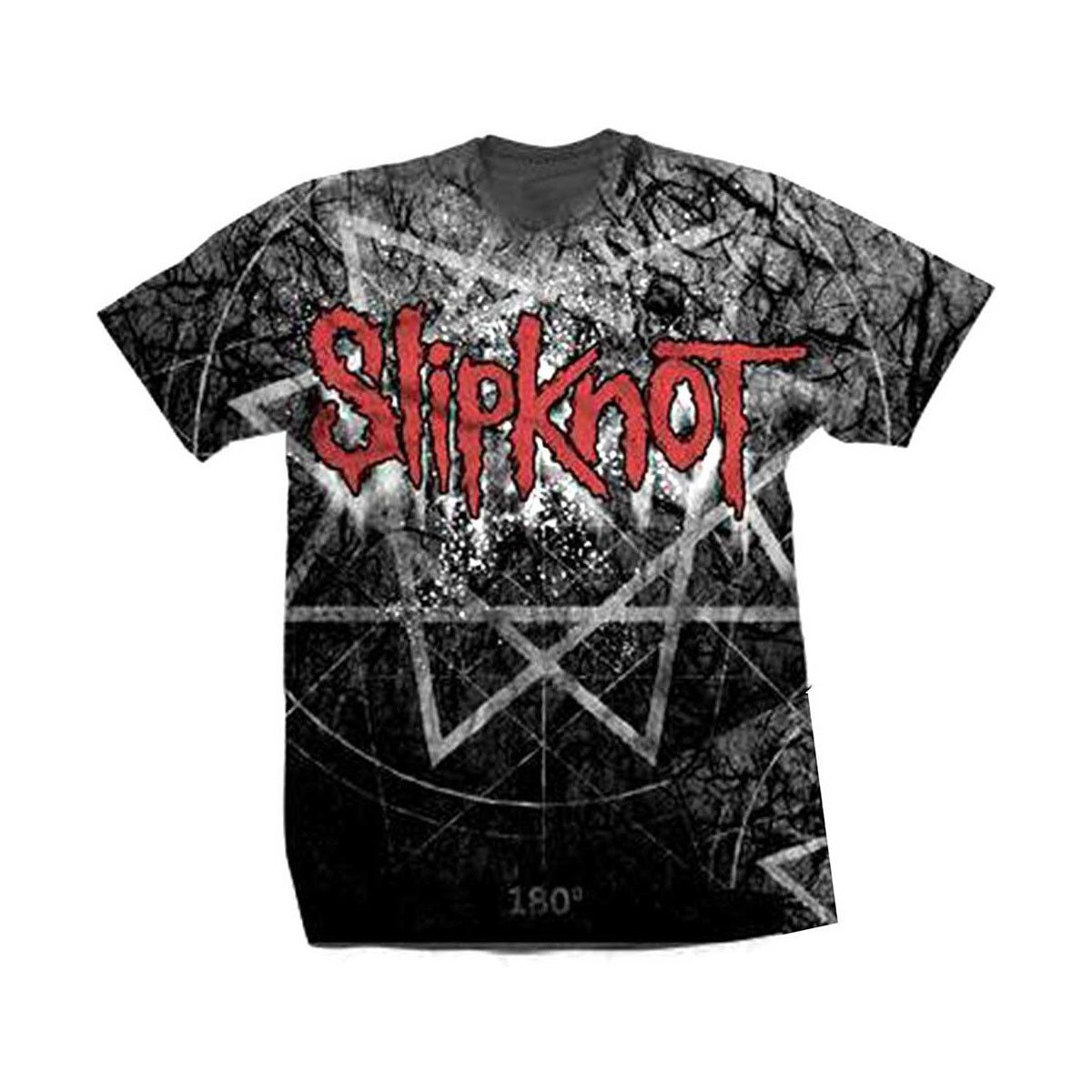 6cfe4068b99 Slipknot t-shirt with all over sublimated  Giant Star  design . This is a  unique limited run  One of a Kind  t-shirt. No two are alike. and