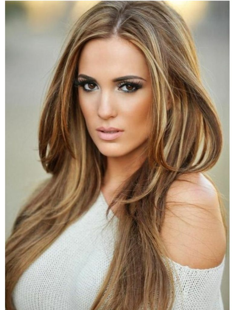 This Is Exactly The Hair Color I Want Light Caramel With Beigy