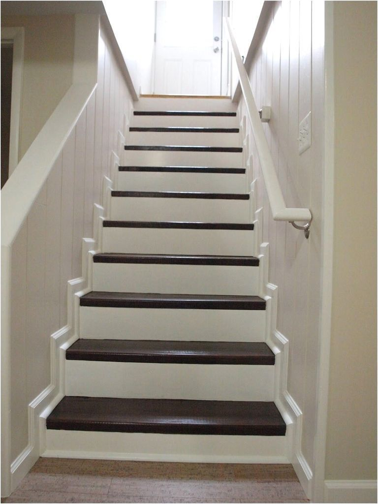 Best Finish Basement Stairs Home Design Ideas From How To 400 x 300