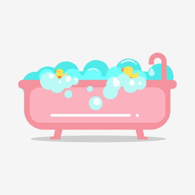 อ างอาบน ำวาดการ ต นส ชมพ อ างอาบน ำภาพต ดปะ น ำฟอง เป ดน อยส เหล องภาพ Png และ เวกเตอร สำหร บการดาวน โหลดฟร In 2021 Pink Bathtub Hand Painted Cartoon