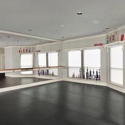 gym dance rooms design ideas pictures remodel and decor