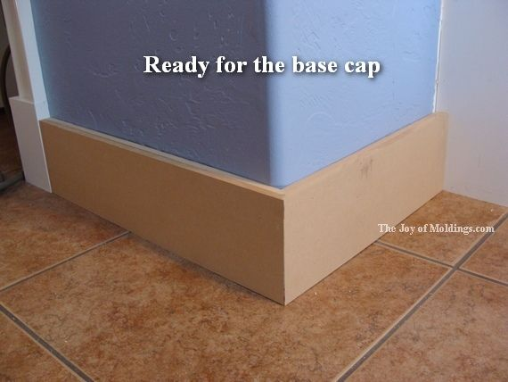 Cost To Install Base Moulding