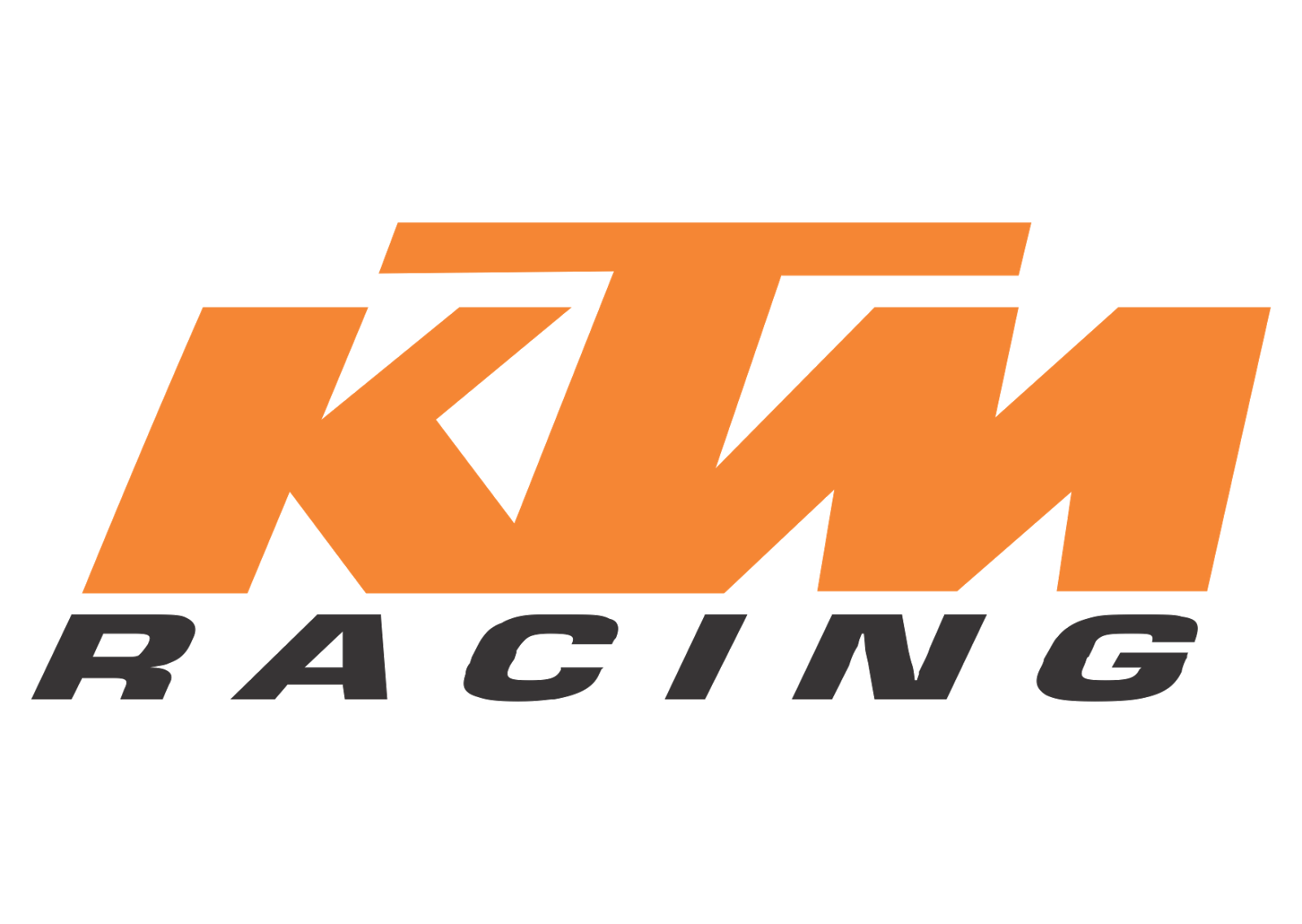 Ktm Ready To Race Logo Vector >> KTM Racing Logo Vector | Vector logo download | Pinterest | Ktm motorcycles, Motorcycle and Bike